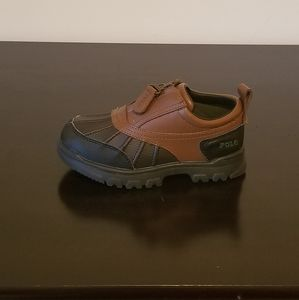 Toddler Polo Ralph Lauren Kewzip Boot